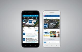 MFG Tray Social Media