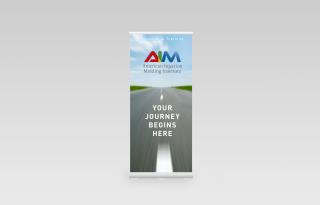 AIM Banner Ups