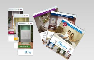 Clarion Bathware Brochures