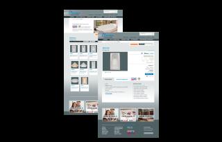 clarion bathware website subpages