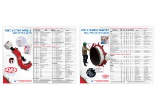 Reed Manufacturing's dual language counter mat by PAPA Advertising