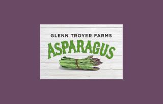 Glenn Troyer Farms asparagus farm