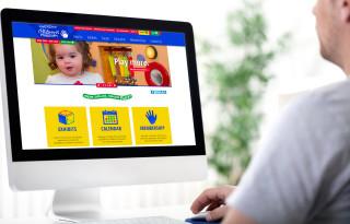 Erie Children's Museum Website