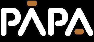 PAPA Advertising in Erie PA Website Design and Branding Logo