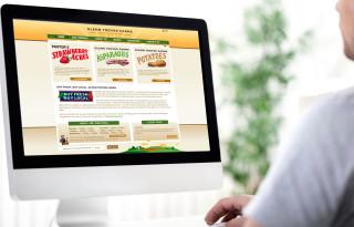 Glenn Troyer Farms Website