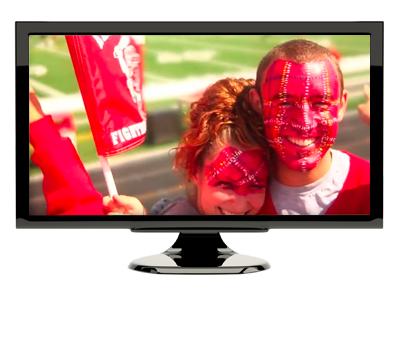 Edinboro University's TV spot