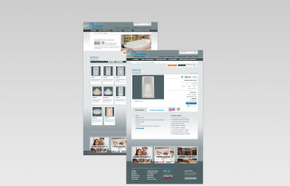 clarion bathware website subpages