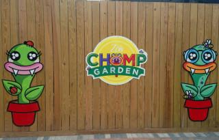 Chomp Garden characters