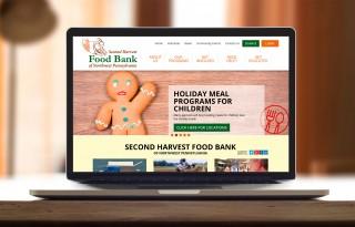 Second Harvest website