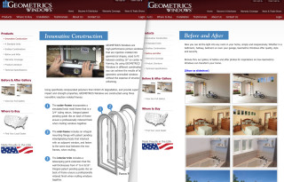 Geometrics pages